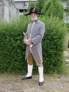 Uniform Jahr 1787
